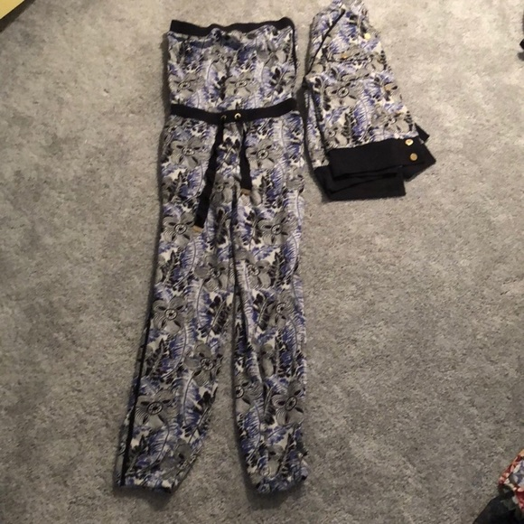 Juicy Couture Jackets & Blazers - Juicy Couture Suit  Set size small